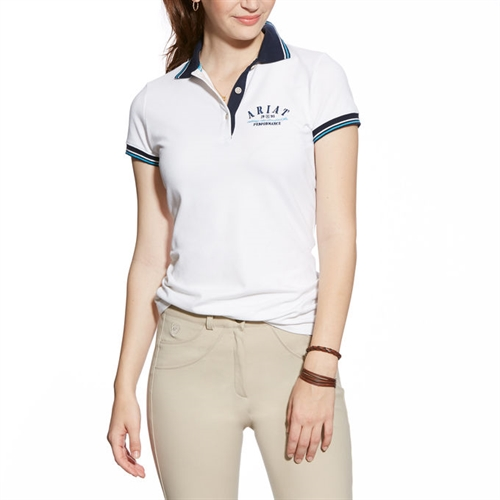 Ariat Fashion Pique Polo