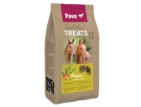 Pavo Healthy Treats - Æble, 1 kg