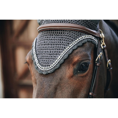Kentucky Fly Veil Wellington Stone & Pearl