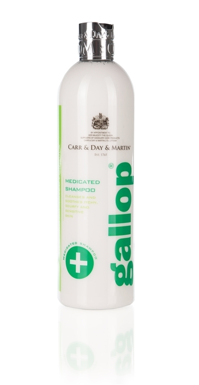 Carr & Day & Martin Gallop Medicated Shampoo 500 ml