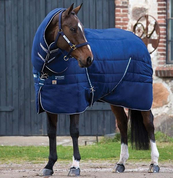 Horseware Rambo Stable Plus with Vari-Layer Heavy 450 gr.