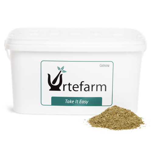 Urtefarm Take It Easy med magnesium 1,5 kg