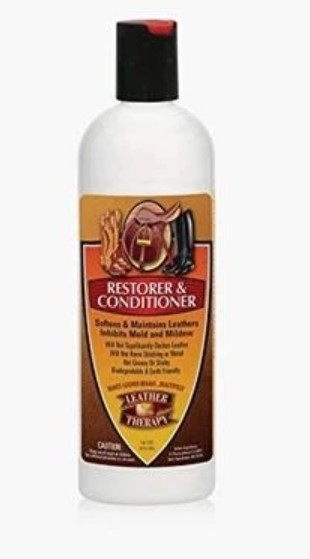 Absorbine Leather Therapy Restorer & Conditioner (236 ml)