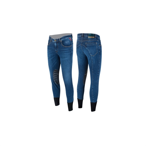 Animo Mint jeans ridebukser herre