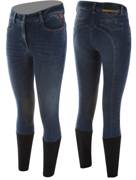 Animo Nesy kneegrip jeans dame