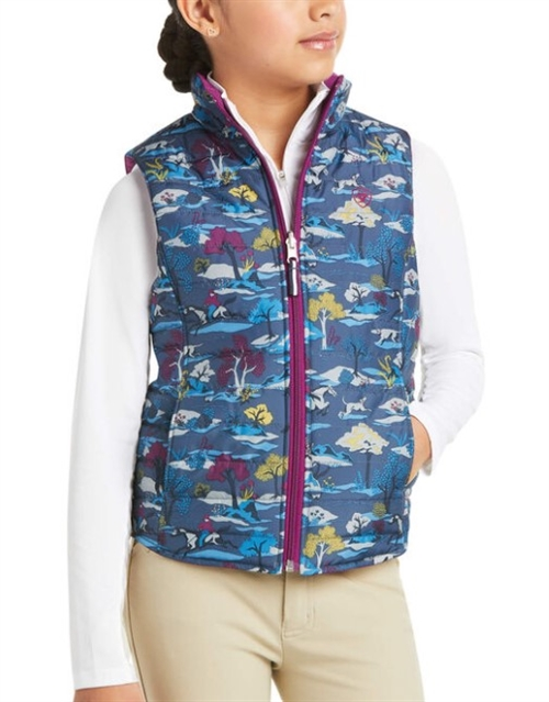 Ariat barn Emma Ins Reversible Vest AW20