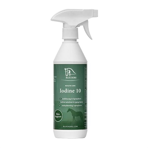 Blue Hors Iodine 10 spray 500 ml