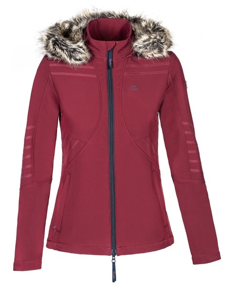 Equiline Clemantis softshell jakke dame AW19
