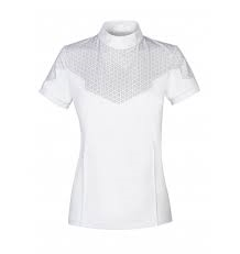 Equiline womens competition shirt Poppy AW19