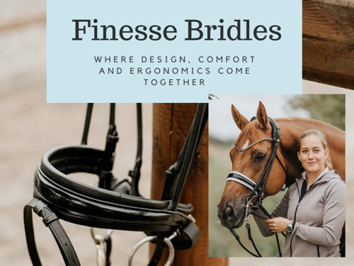 FinesseBridles Kandar (double bridle)