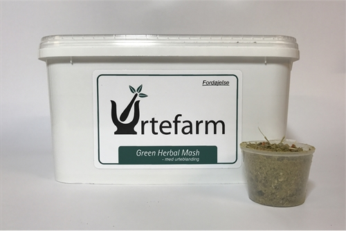 Urtefarm Green Herbal Mash 3 kg