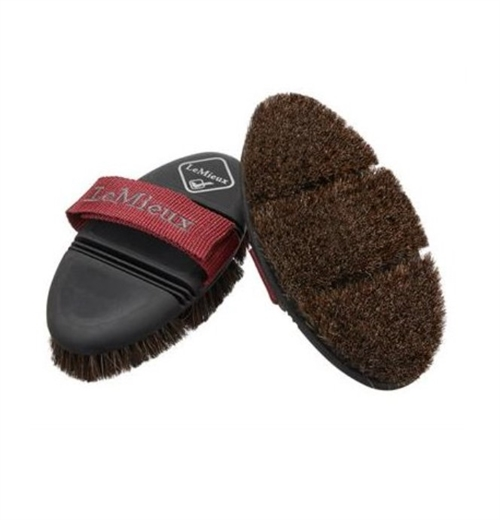 LeMieux Flexi horse hair brush