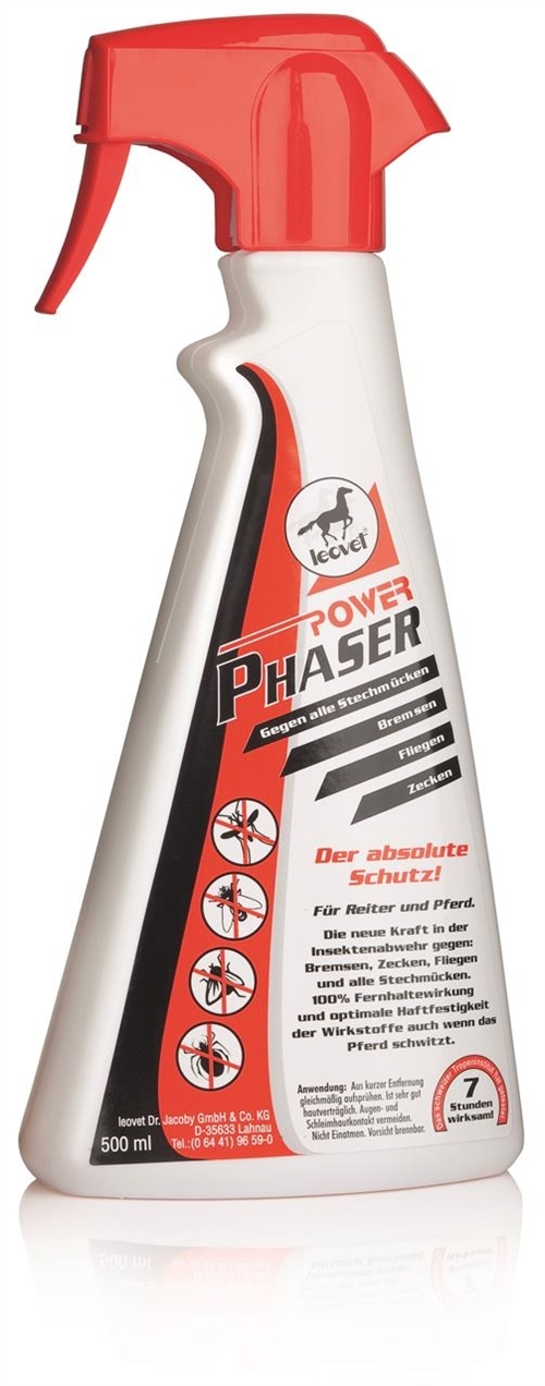 Leovet Power Phaser insektspray 500ml