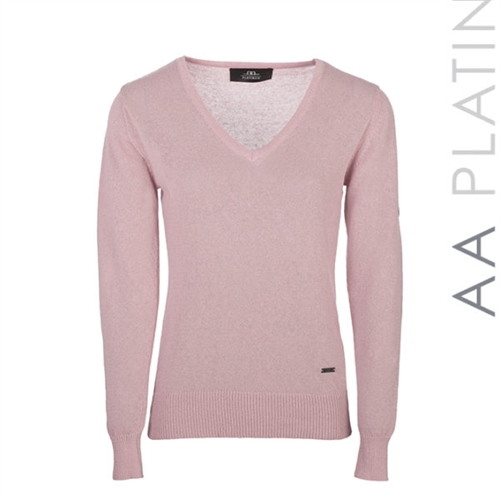Alessandro Albanese Linen Sweater