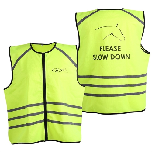 Refleksvest Please Slow Down