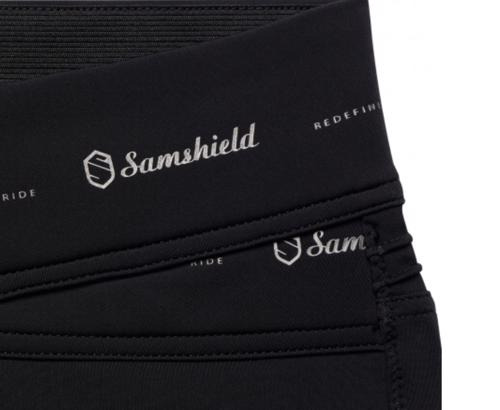 Samshield dame Alpha Fleece knægrip tights