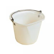 Stubbs Flat Sided hanging bucket (18 liter)